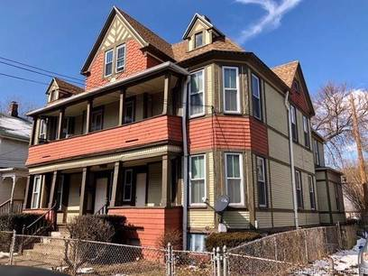 Multi Family Home Sold in Bridgeport CT 06604. Old  house near beach side waterfront.