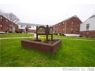 Short Sale: Condo Home Sold in Bridgeport CT 06610.  townhouse near waterfront with 1 car garage.