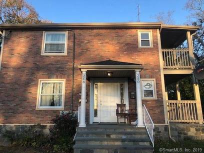 Multi Family Home Sold in Bridgeport CT 06604.  house near beach side waterfront with 2 car garage.