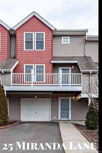 Condo Home Sold in Stratford CT 06615.  townhouse near waterfront with 1 car garage.