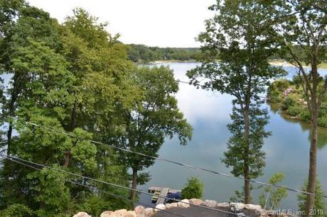 Single Family Home Sold in Danbury CT 06810. Colonial house near lake side waterfront with 2 car garage.