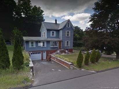Single Family Home Sold in Danbury CT 06811. Old colonial house near waterfront with 2 car garage.