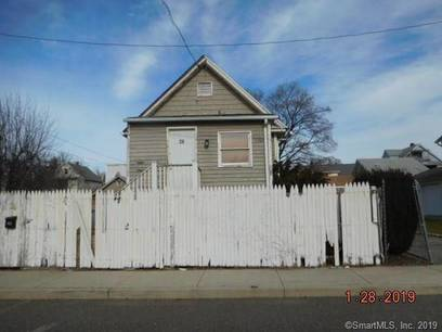 Foreclosure: Single Family Home Sold in Stamford CT 06902. Old ranch house near beach side waterfront with 2 car garage.