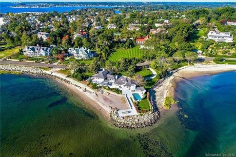 Luxury Single Family Home Sold in Westport CT 06880. Contemporary, colonial house near beach side waterfront with swimming pool and 3 car garage.