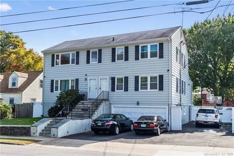Multi Family Home Sold in Bridgeport CT 06606.  house near beach side waterfront with swimming pool.