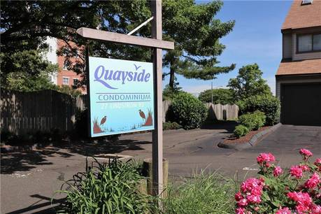 Condo Home For Rent in Stamford CT 06902.  townhouse near waterfront with 1 car garage.