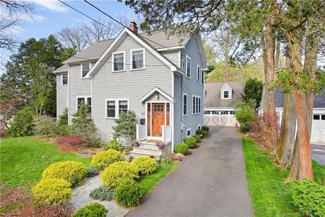 Single Family Home Sold in Norwalk CT 06855. Old colonial house near beach side waterfront with 2 car garage.