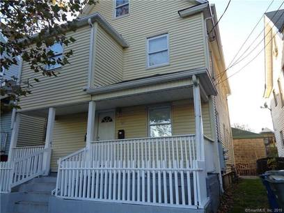 Multi Family Home Sold in Bridgeport CT 06608. Old  house near waterfront with swimming pool.