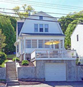 Single Family Home Sold in Shelton CT 06484. Old colonial house near waterfront with 1 car garage.