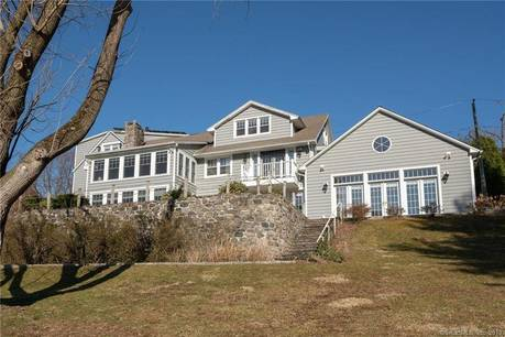 Foreclosure: Single Family Home Sold in New Fairfield CT 06812. Old contemporary cape cod house near lake side waterfront with 2 car garage.