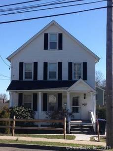 Multi Family Home For Rent in Norwalk CT 06854. Old colonial farm house near waterfront.