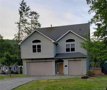 Single Family Home Sold in Newtown CT 06482. Colonial house near beach side waterfront with 3 car garage.