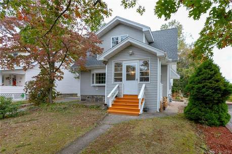 Single Family Home Sold in Trumbull CT 06611. Old colonial cape cod house near waterfront.