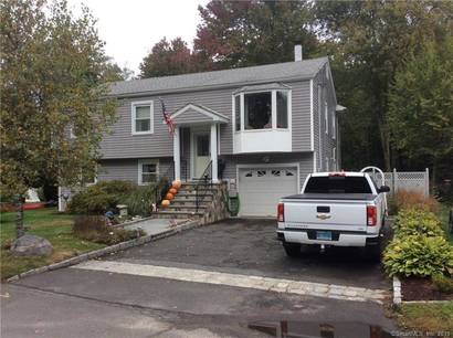 Single Family Home Sold in Bethel CT 06801. Ranch house near river side waterfront with swimming pool and 1 car garage.
