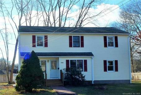 Single Family Home Sold in Stratford CT 06614. Colonial house near beach side waterfront.