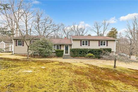 Single Family Home Sold in Monroe CT 06468.  house near beach side waterfront with 2 car garage.