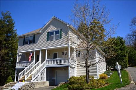 Condo Home Sold in Newtown CT 06470.  townhouse near river side waterfront with 1 car garage.
