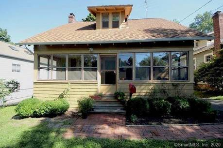 Single Family Home Sold in Norwalk CT 06851. Old  bungalow house near waterfront.