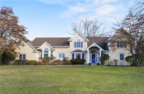 Single Family Home Sold in Stamford CT 06902. Colonial house near waterfront with swimming pool and 2 car garage.