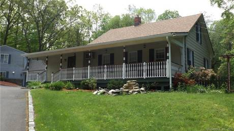Single Family Home For Rent in Bethel CT 06801. Old  cape cod, farm house near waterfront with 2 car garage.