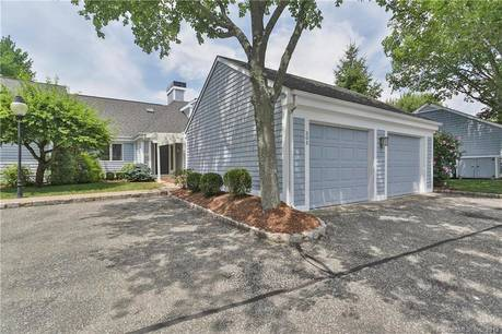 Condo Home Sold in Westport CT 06880.  townhouse near waterfront with swimming pool and 2 car garage.