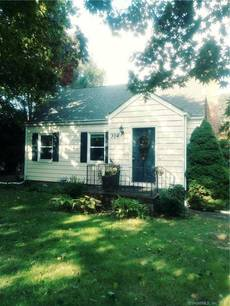 Single Family Home Sold in Norwalk CT 06854. Old  cape cod house near waterfront with 1 car garage.