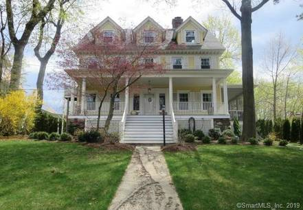 Multi Family Home For Rent in Greenwich CT 06830. Old victorian house near waterfront.