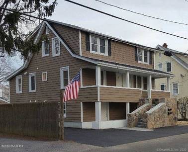 Multi Family Home For Rent in Greenwich CT 06807. Old colonial house near waterfront with 1 car garage.