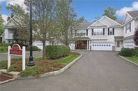 Condo Home Sold in Newtown CT 06470.  house near waterfront with swimming pool and 2 car garage.