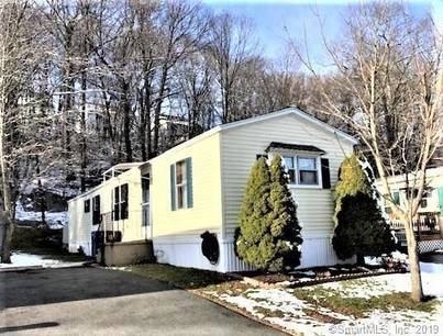 Single Family Home Sold in Shelton CT 06484. Ranch mobile-home house near waterfront.