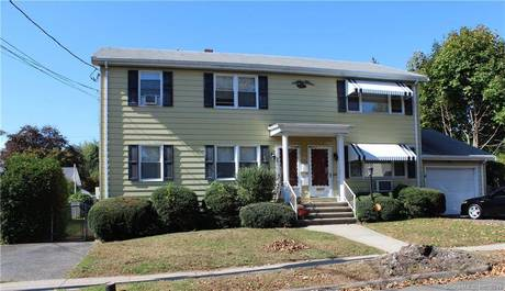 Multi Family Home Sold in Stratford CT 06614.  house near waterfront with 1 car garage.