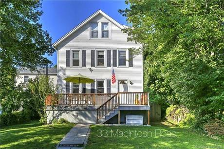 Multi Family Home Sold in Norwalk CT 06851. Old  house near beach side waterfront.