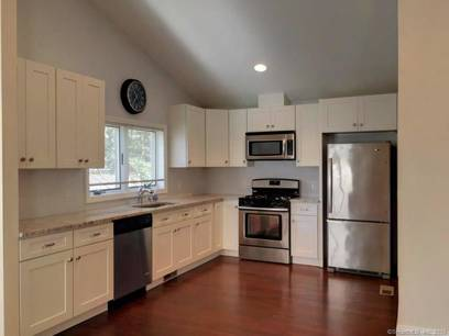 Single Family Home For Rent in Trumbull CT 06611. Old ranch house near waterfront.