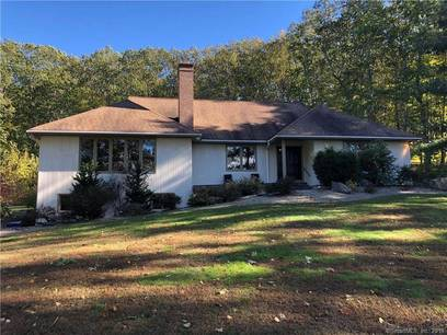 Single Family Home Sold in Monroe CT 06468. Contemporary, ranch house near lake side waterfront with 3 car garage.