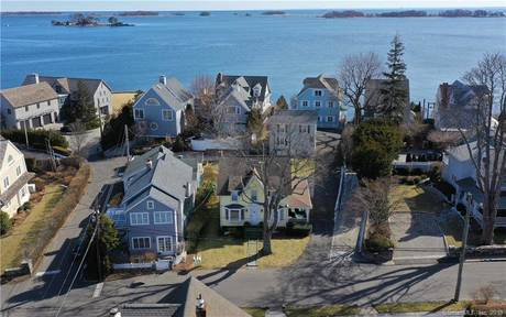 Single Family Home Sold in Norwalk CT 06853. Old  cape cod house near beach side waterfront.