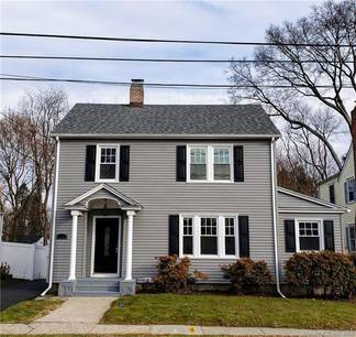 Single Family Home For Sale in Stratford CT 06614. Old colonial house near waterfront with 2 car garage.
