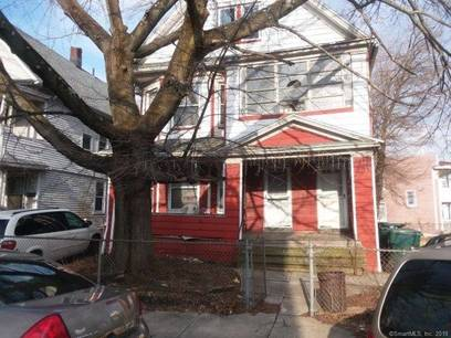 Foreclosure: Multi Family Home Sold in Bridgeport CT 06607. Old  house near waterfront.