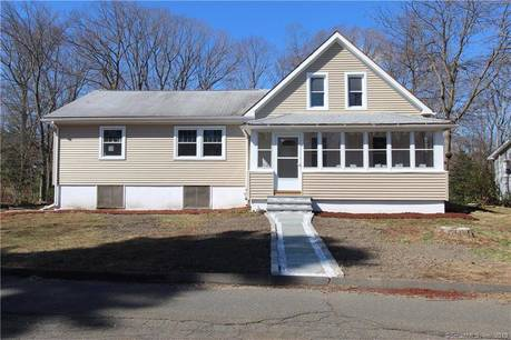 Single Family Home Sold in Trumbull CT 06611. Old contemporary cape cod house near waterfront with 2 car garage.