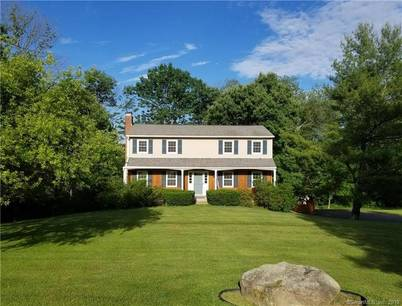 Single Family Home Sold in Bethel CT 06801. Colonial farm house near waterfront with 2 car garage.