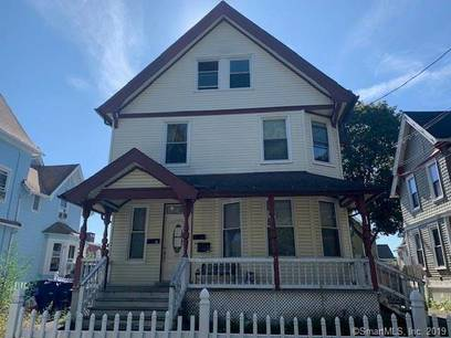 Foreclosure: Multi Family Home Sold in Bridgeport CT 06604. Old  house near waterfront.