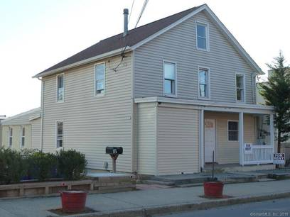 Multi Family Home Sold in Norwalk CT 06850. Old  house near waterfront.