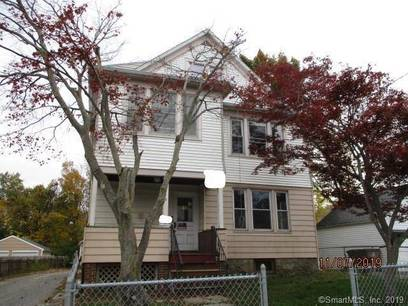 Foreclosure: Multi Family Home Sold in Stamford CT 06902. Old  house near waterfront with 2 car garage.