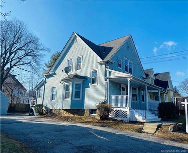 Multi Family Home Sold in Stratford CT 06614. Old  house near beach side waterfront.