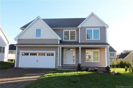 Single Family Home Sold in Shelton CT 06484. Colonial house near waterfront with swimming pool and 2 car garage.