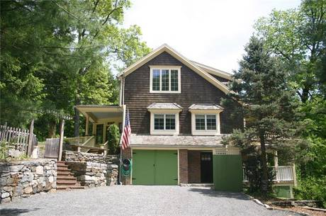 Single Family Home Sold in Sherman CT 06784. Colonial house near beach side waterfront with 1 car garage.