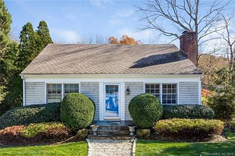 Single Family Home Sold in Norwalk CT 06853.  cape cod house near waterfront with 1 car garage.