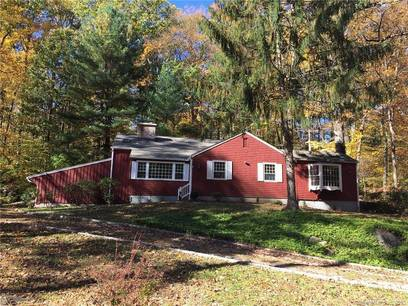 Single Family Home Sold in Wilton CT 06897.  house near river side waterfront with 2 car garage.