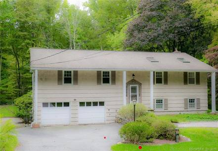 Single Family Home Sold in Stamford CT 06903. Ranch house near river side waterfront with 2 car garage.