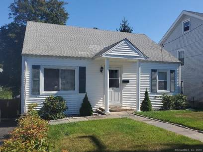 Single Family Home Sold in Norwalk CT 06850.  cape cod house near beach side waterfront.