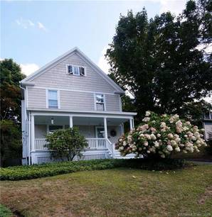 Single Family Home Sold in Danbury CT 06810. Old colonial house near waterfront with swimming pool and 1 car garage.